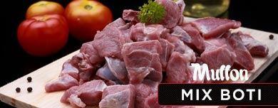 mutton mix boti